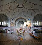 Russisch-Orthodoxe Kirche der Gemeinde des Heiligen Johannes von Kronstadt in Hamburg