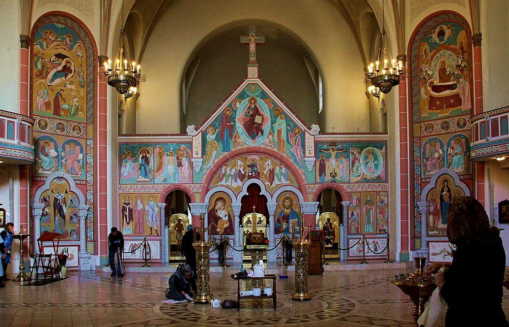 Orthodox Kirche Hamburg