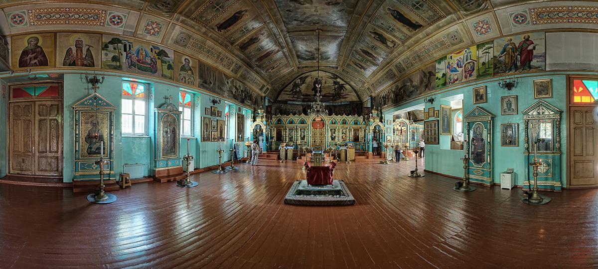 Russisch-Orthodoxe Kirche in Baku