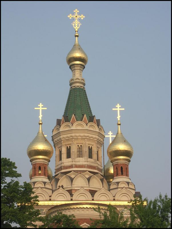 russisch orthodoxe kirche in wien foto bild. Black Bedroom Furniture Sets. Home Design Ideas