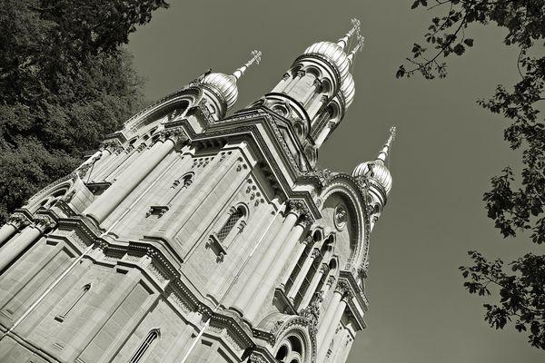 Russisch-Orthodoxe Kirche, Wiesbaden