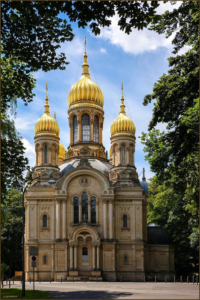 russisch orthodoxe kirche wiesbaden foto bild deutschland europe hessen bilder auf. Black Bedroom Furniture Sets. Home Design Ideas