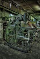Russische Fräsmaschine