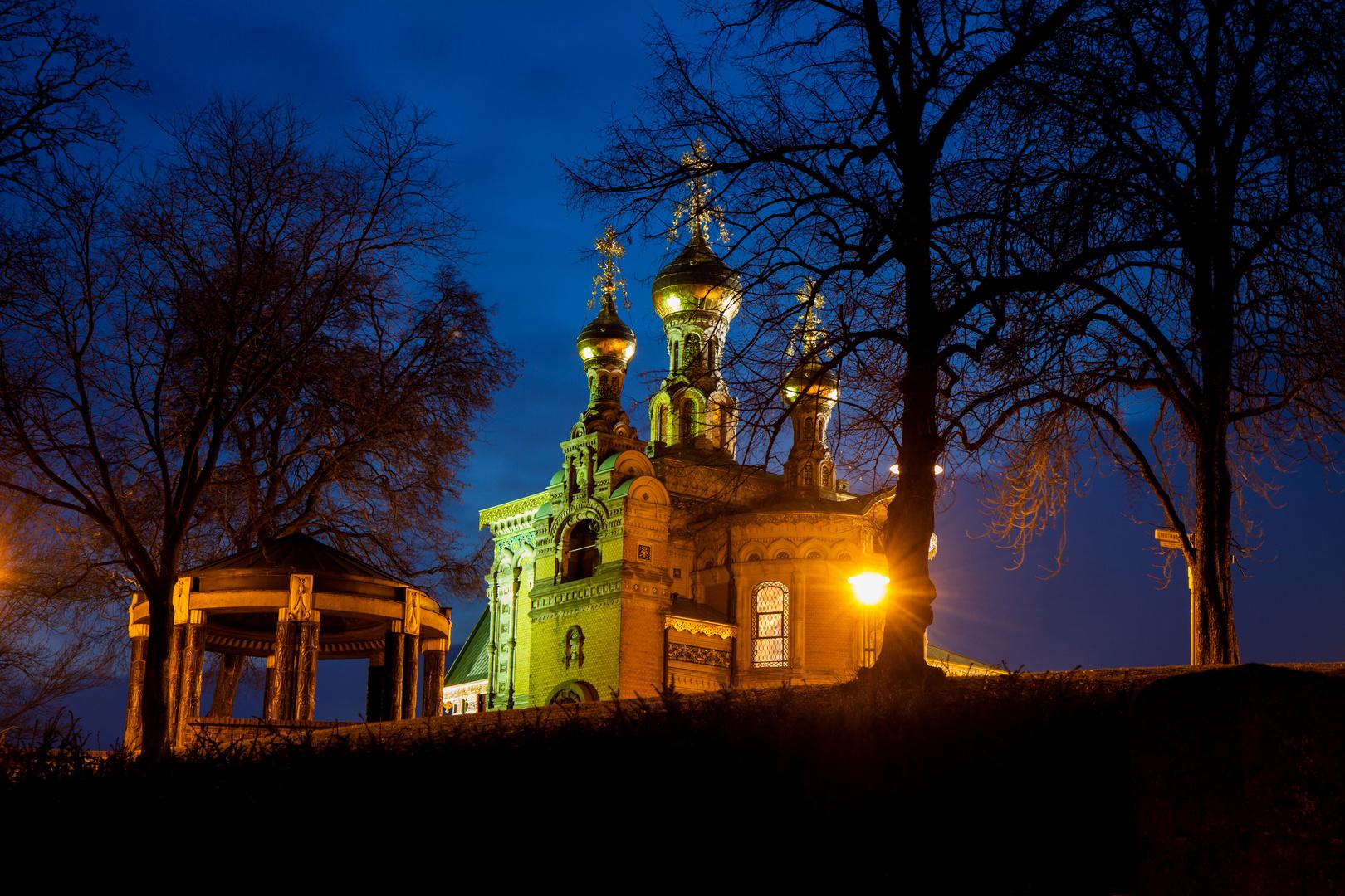 Russische Kapelle, Darmstadt Mathildenhöhe