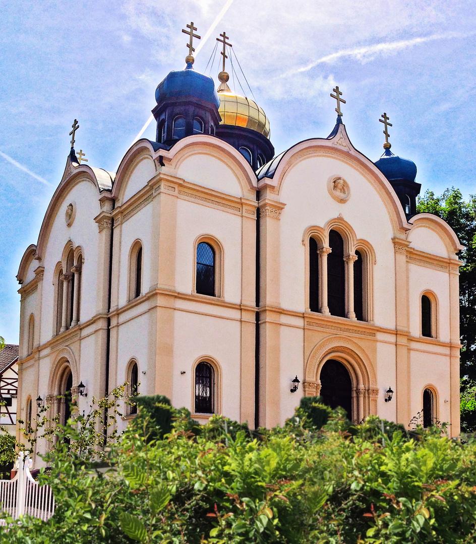Russische Kirche Bad Ems
