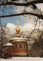 Russische Kirche in Bad Homburg