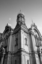 Russische Kirche s/w