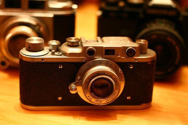 """""""Russische Leica"""" ..."""