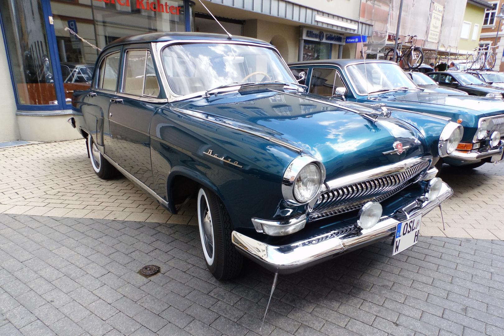 Russische Limousine...