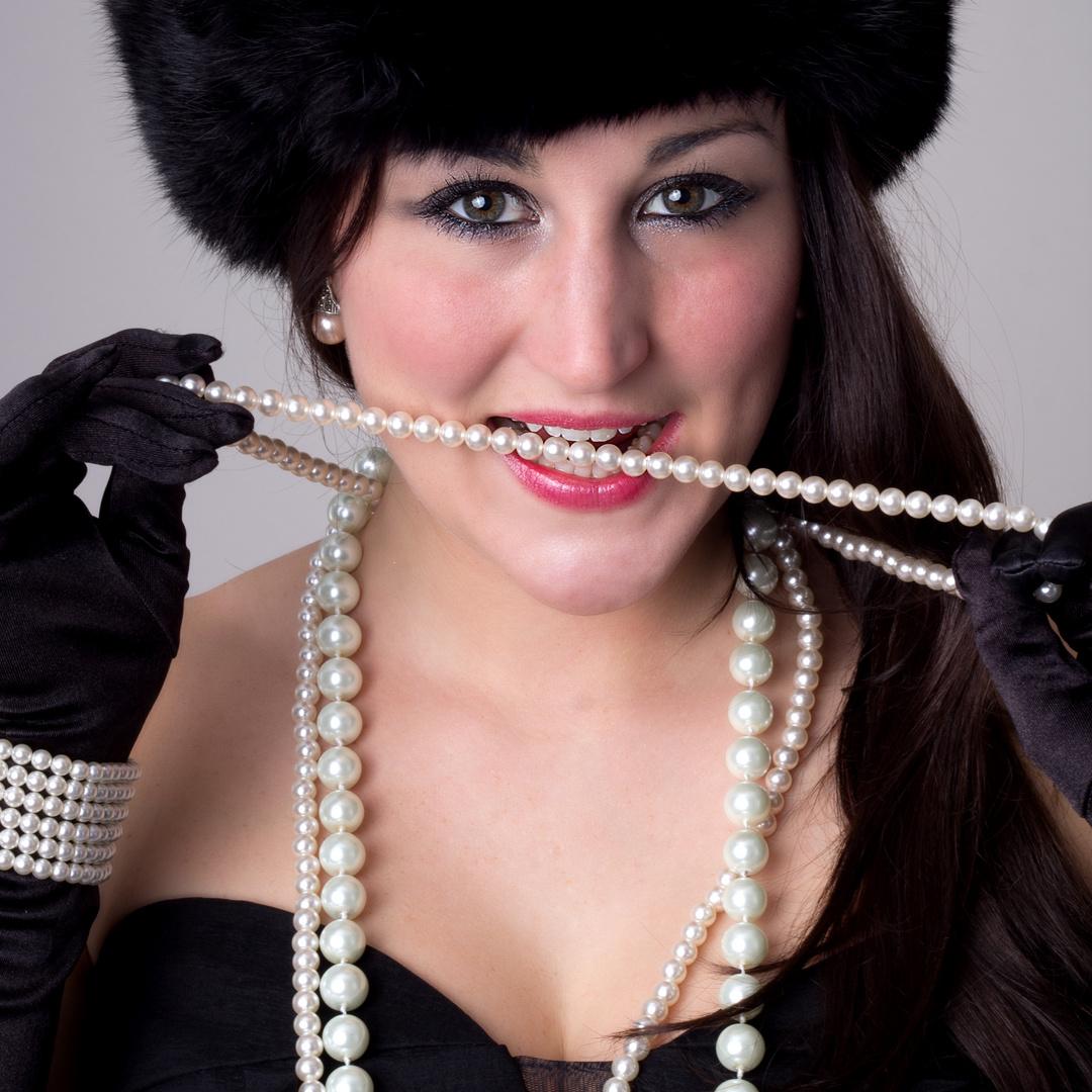 Russische Perlen