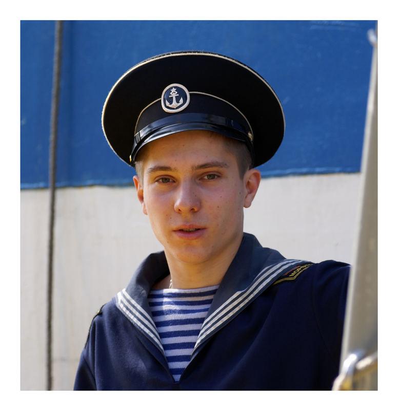 Russischer Seemann II * Hafengeburtstag Hamburg