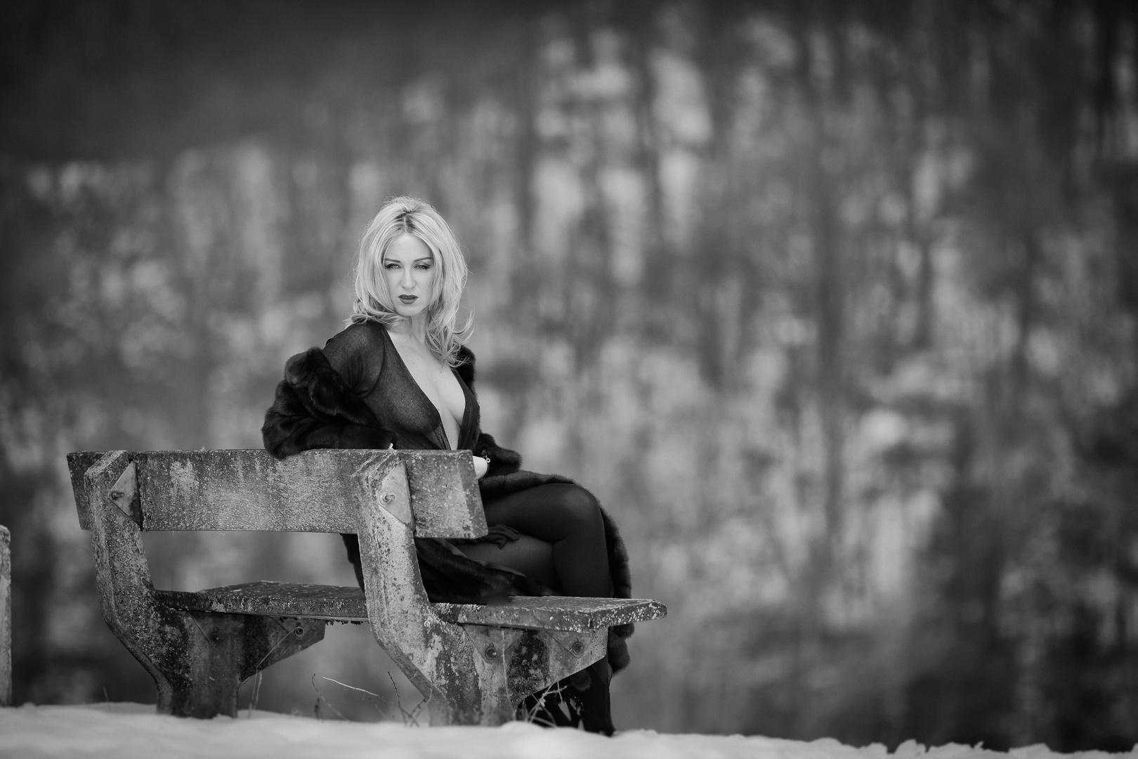 Russischer Winter 2