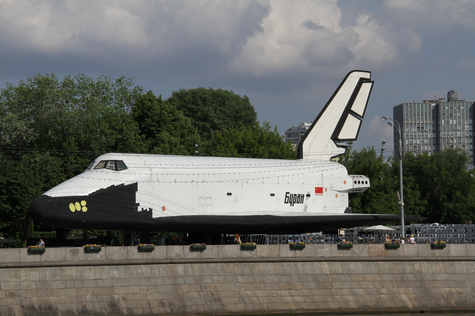 Russlands Space Shuttle