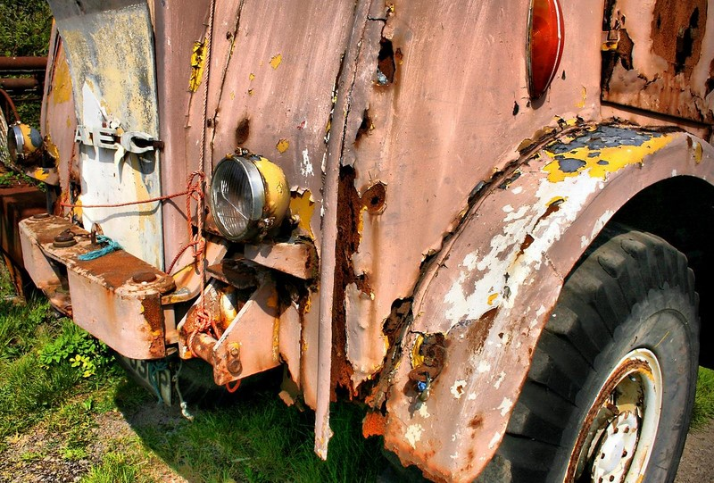 Rust and Decay