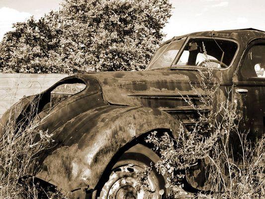 Rust never sleeps ...