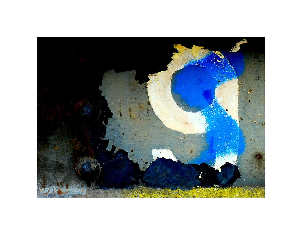 rust painting III