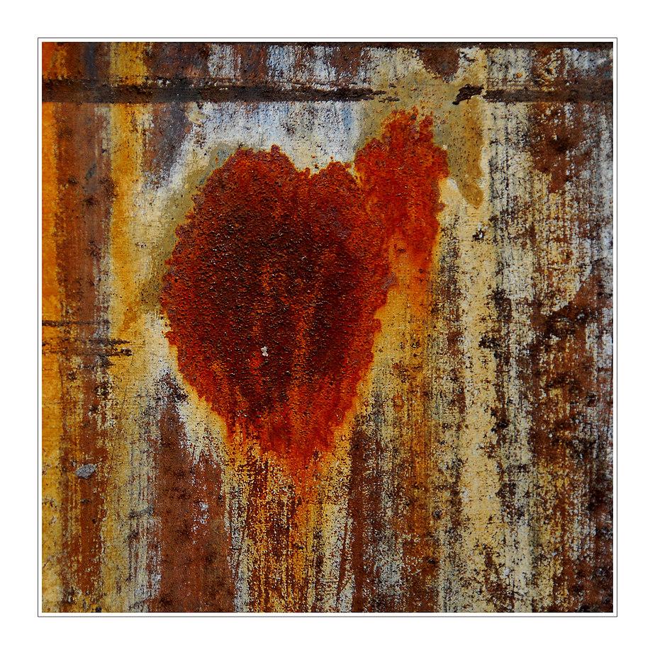 rust painting VI