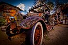Rusted Oldtimer