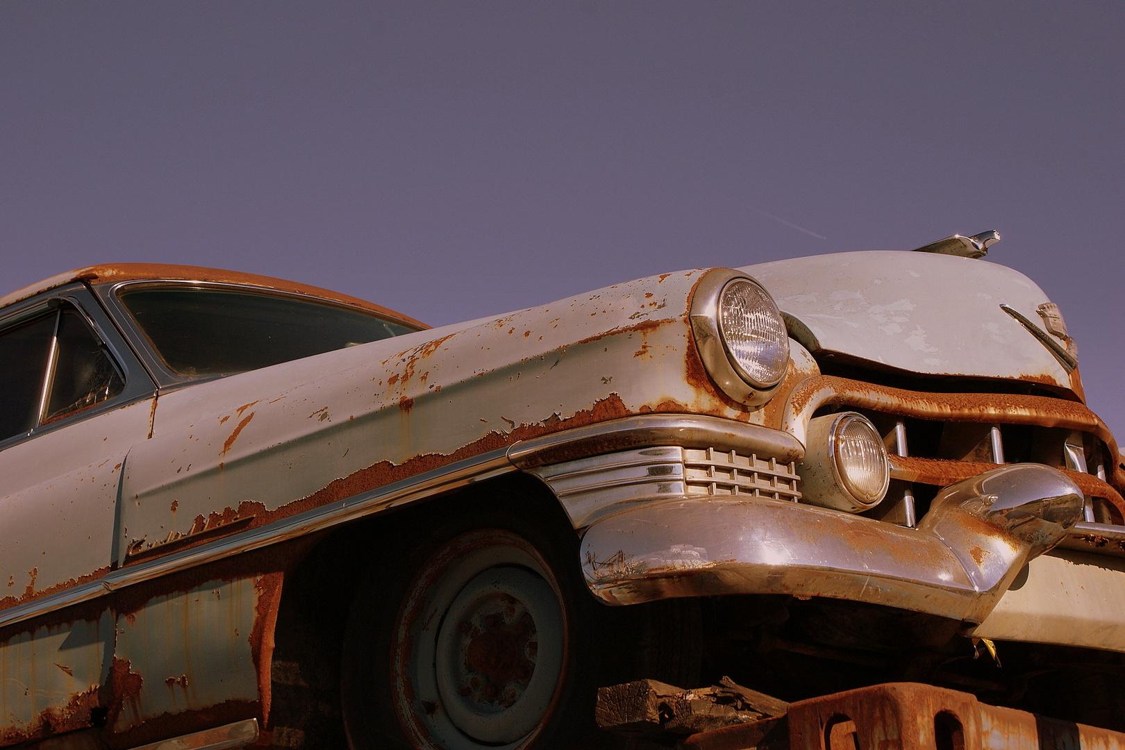 Rusty Sky