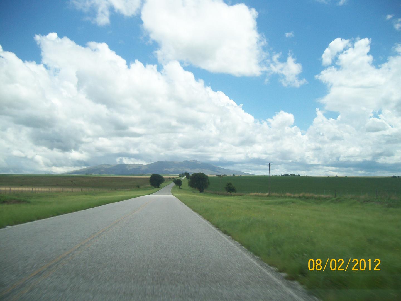 rutas de San luis Argentina