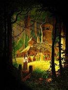 Ruth im Märchenwald