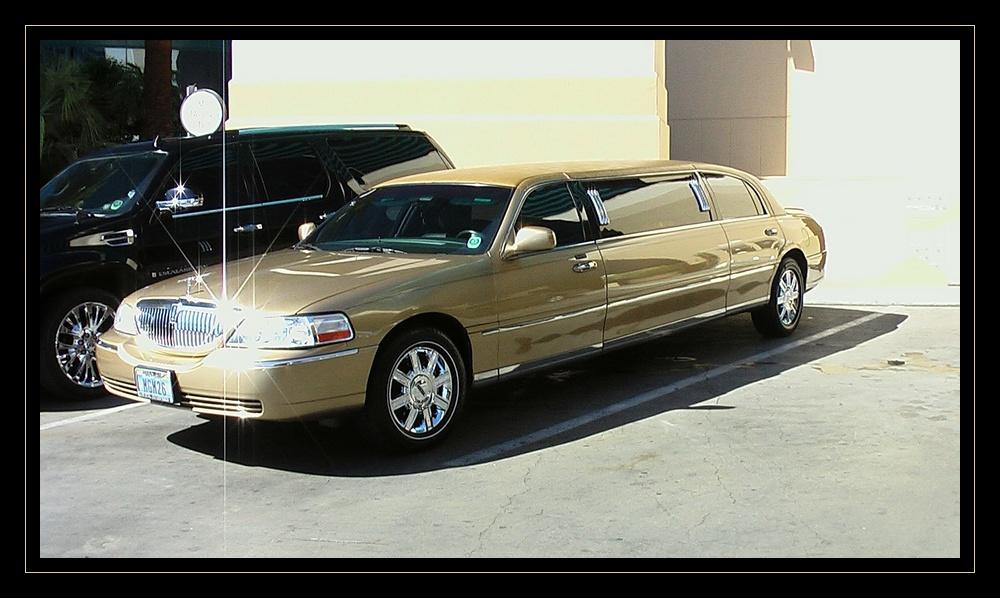 rutilante limousine