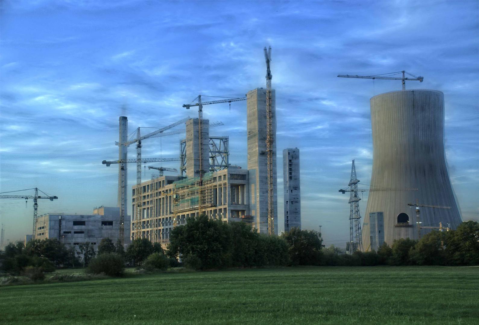 RWE-Baustelle