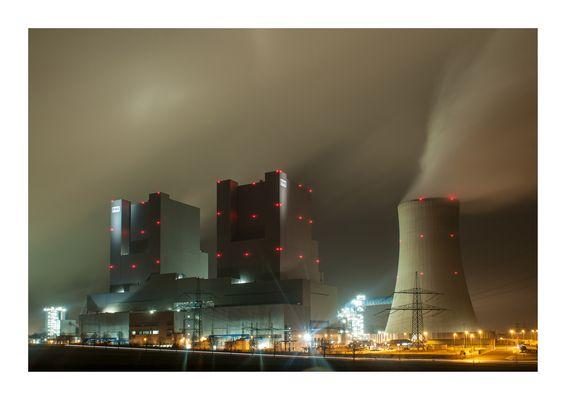 RWE Bergheim - Kraftwerk