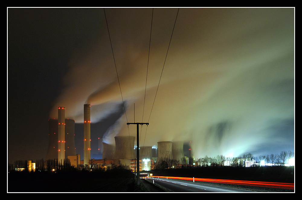 RWE Kraftwerk Niederaußem 2