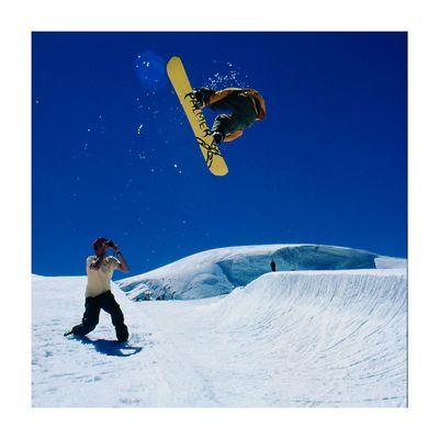 Ryan Imboden - Superpipe Zermatt