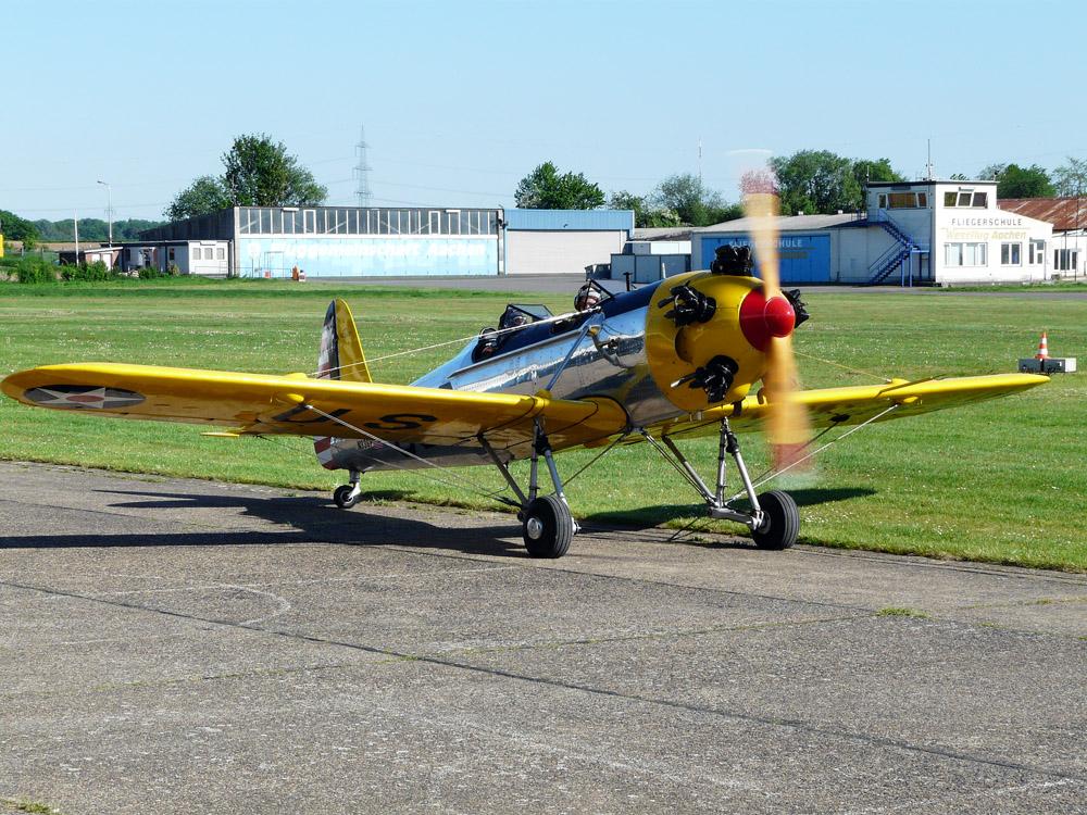Ryan PT-22 N33GP