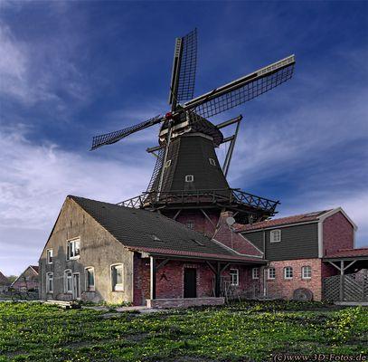 Rysumer Mühle (neue Version)