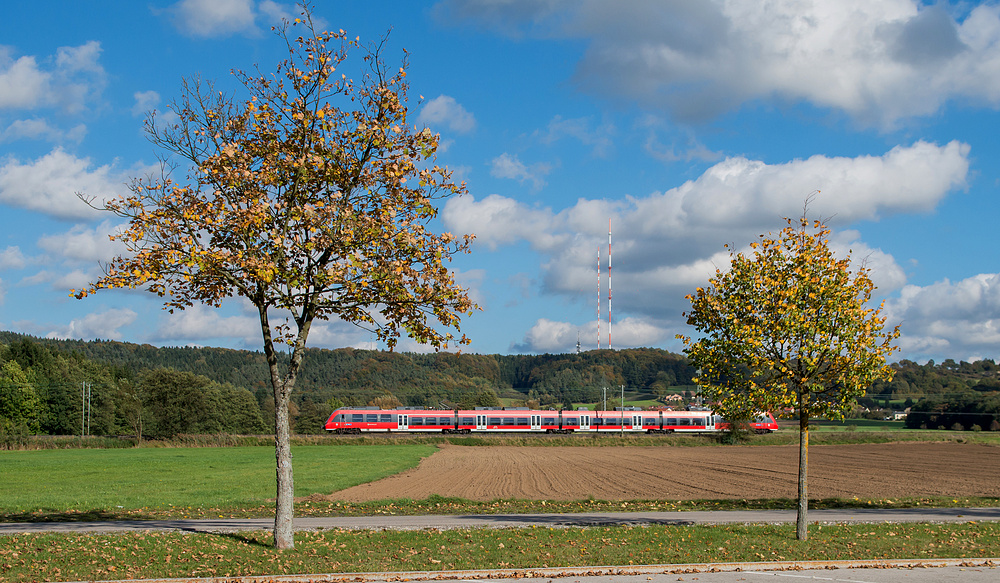 S 3 nach Nürnberg