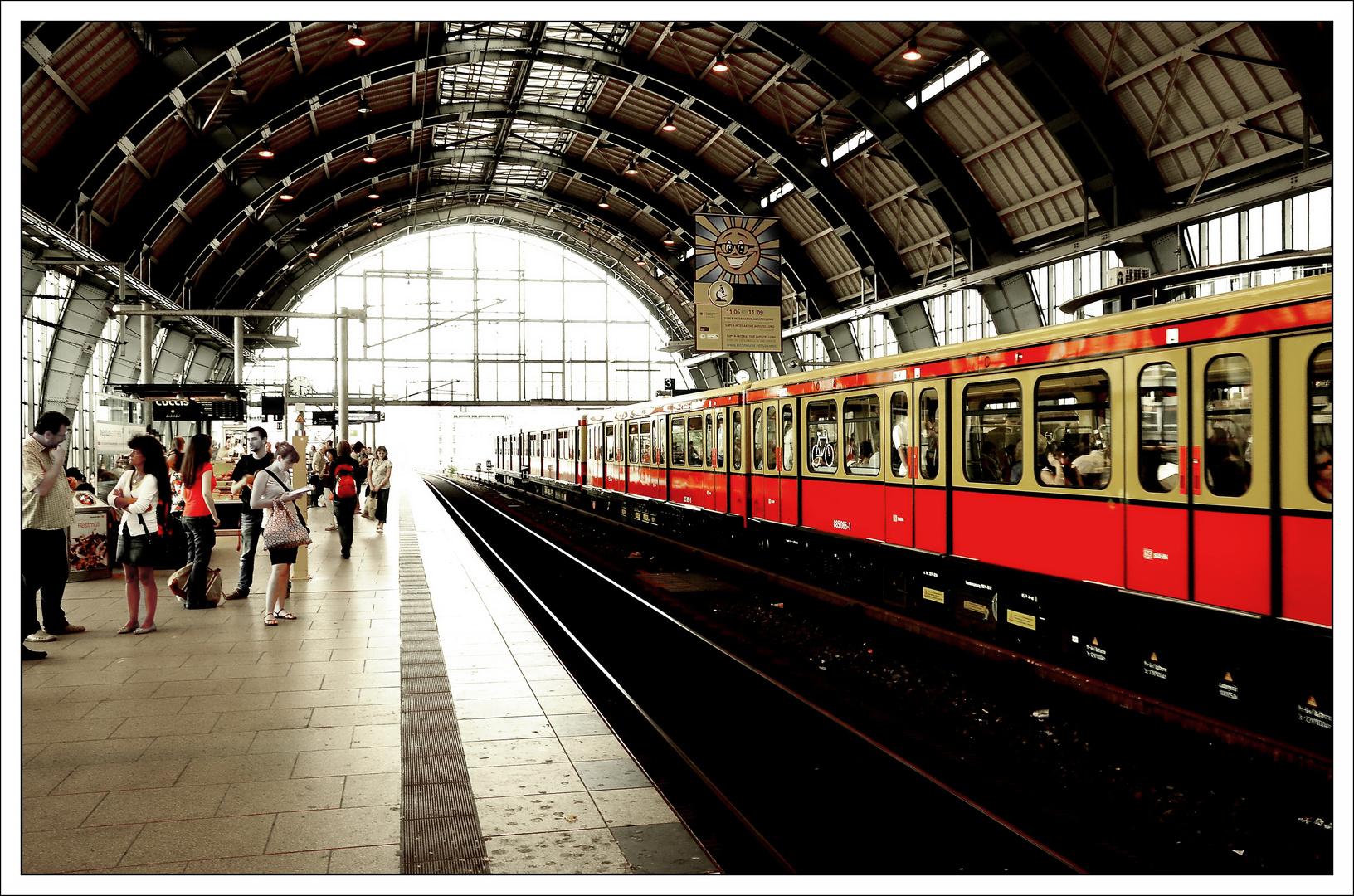 - S-Bahn -