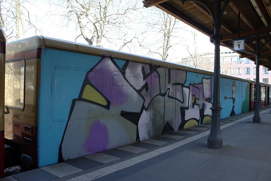 S-Bahn Berlin / Das neue Layout