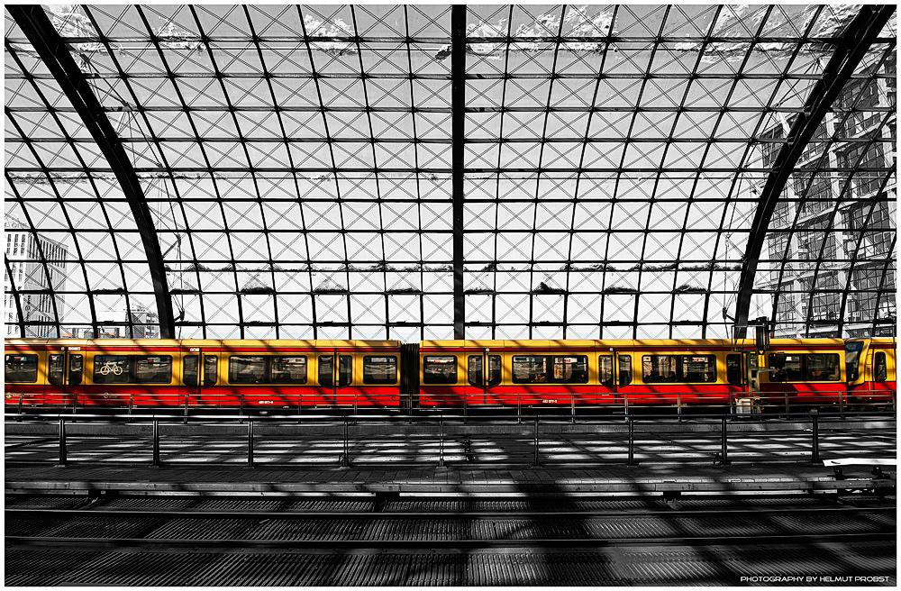 S-Bahn @ Berlin Hbf