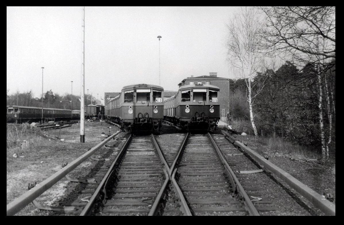 S-Bahn - BW Wannsee
