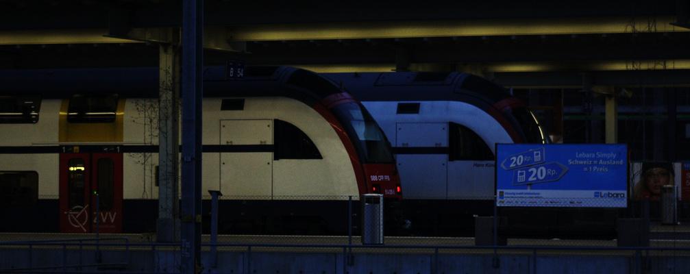 S-Bahn der ZVV/SBB