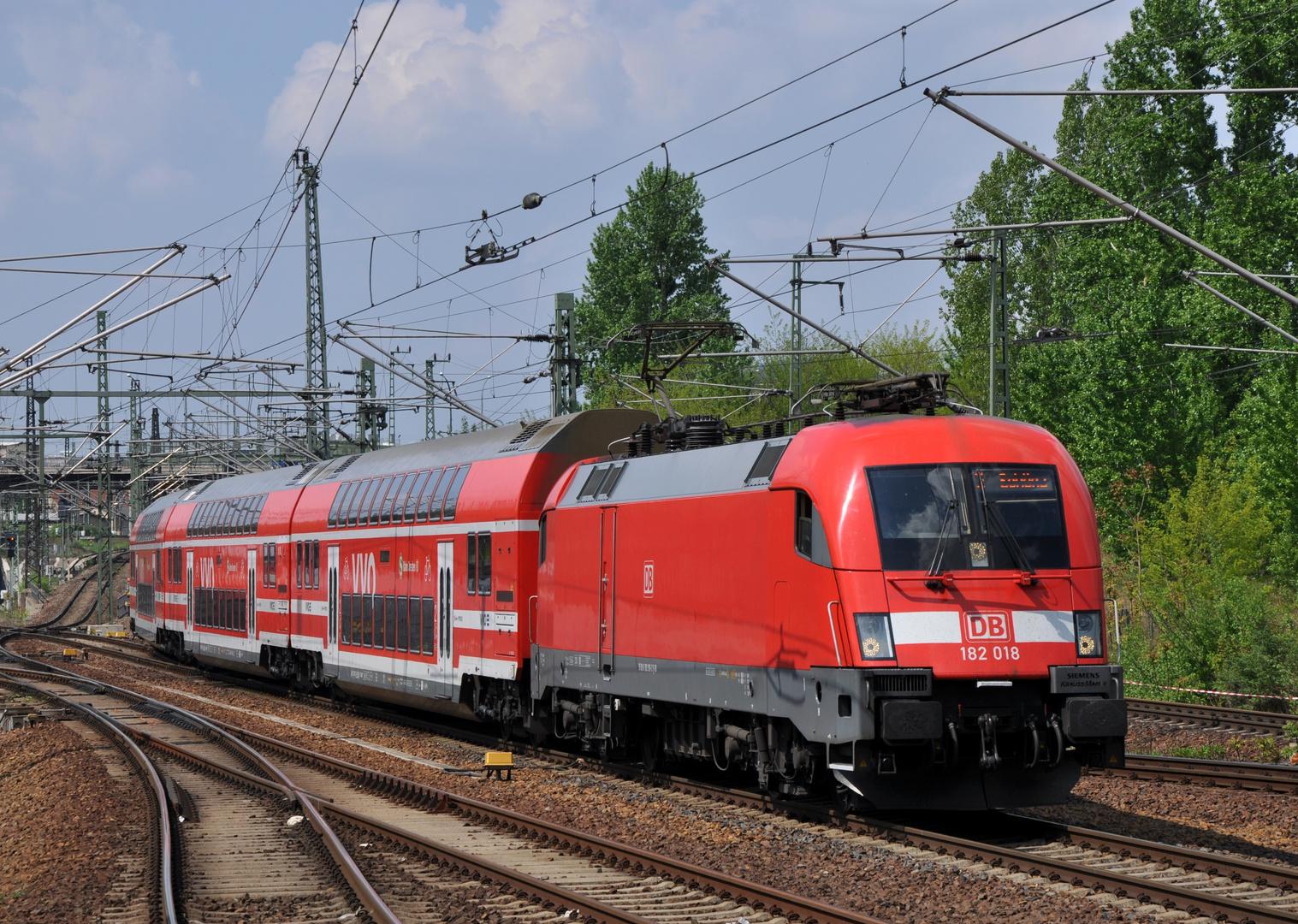 S-Bahn Dresden, S1
