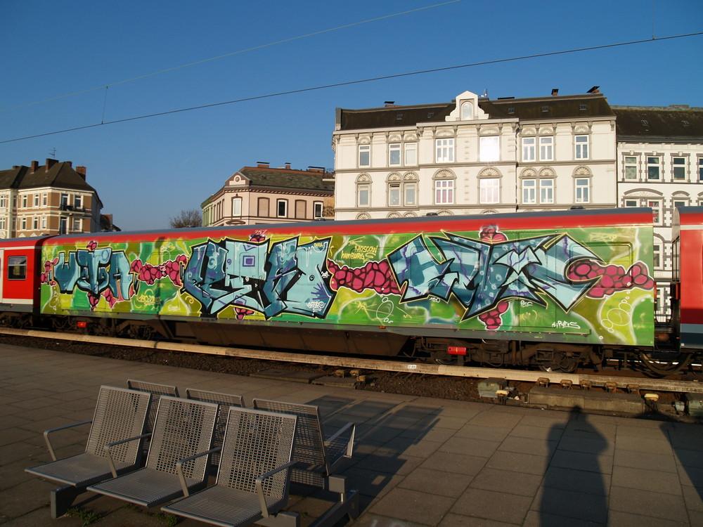 S-Bahn Hamburg - Altona