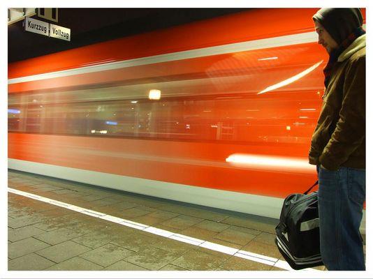 S-Bahn kommt!