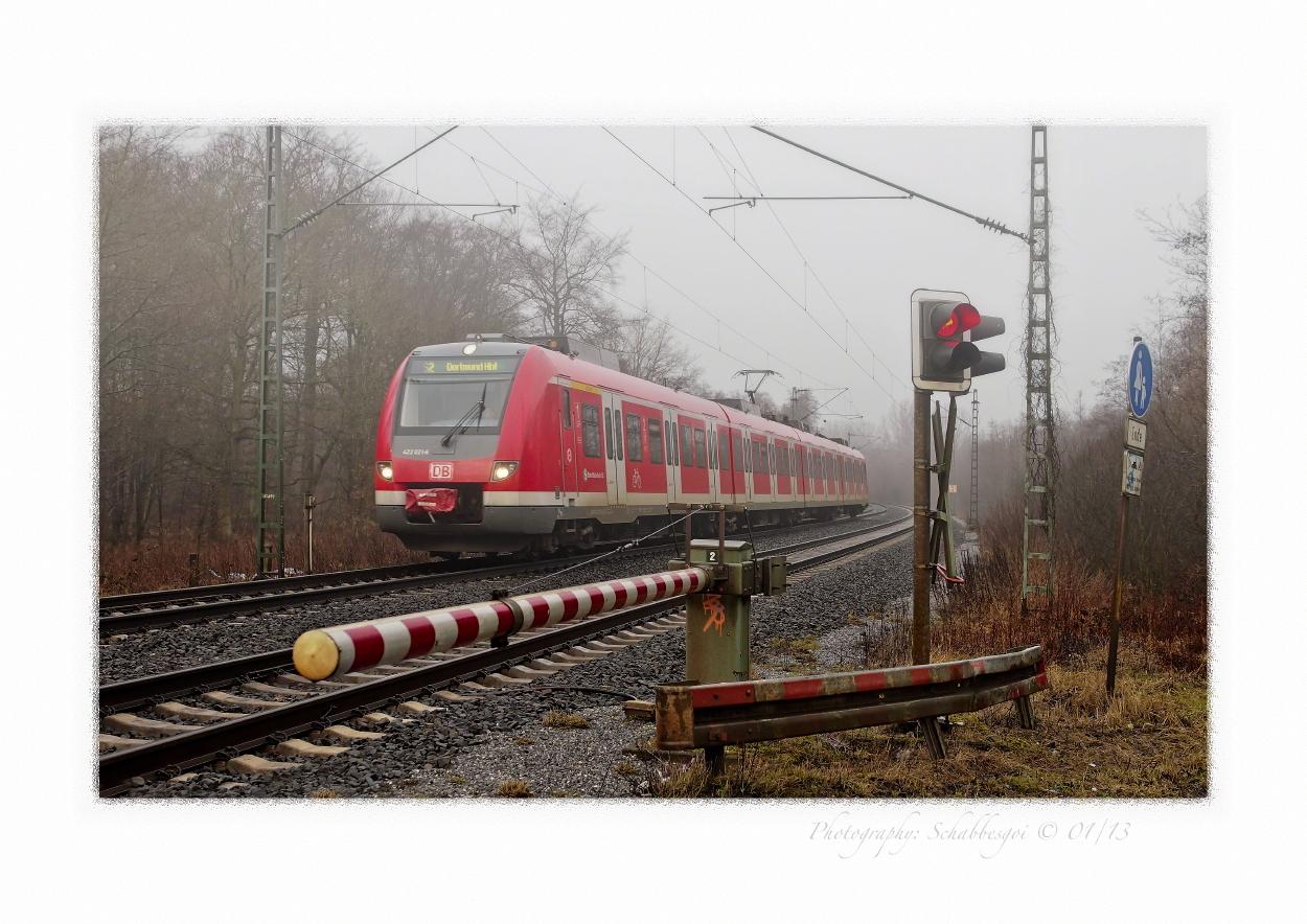S-Bahn nach Dortmund