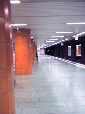 S-Bahn-Romantik?
