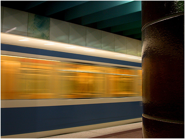 S-Bahn verpasst