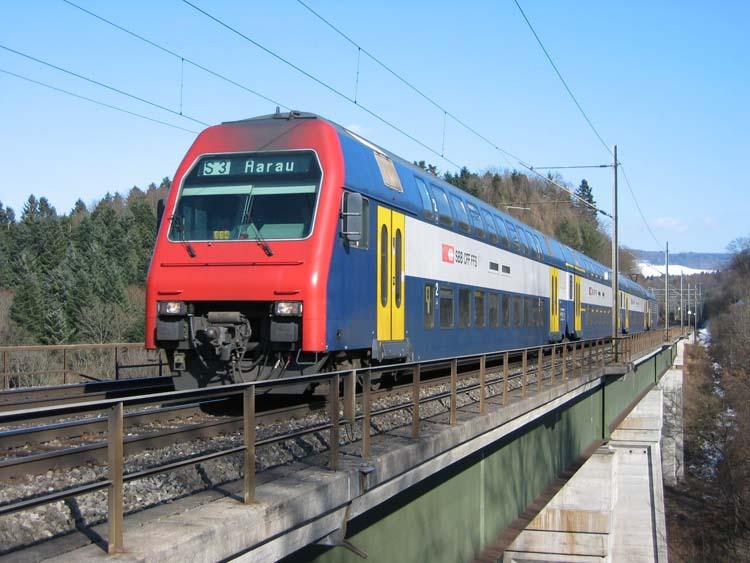 S-Bahn von Zürich