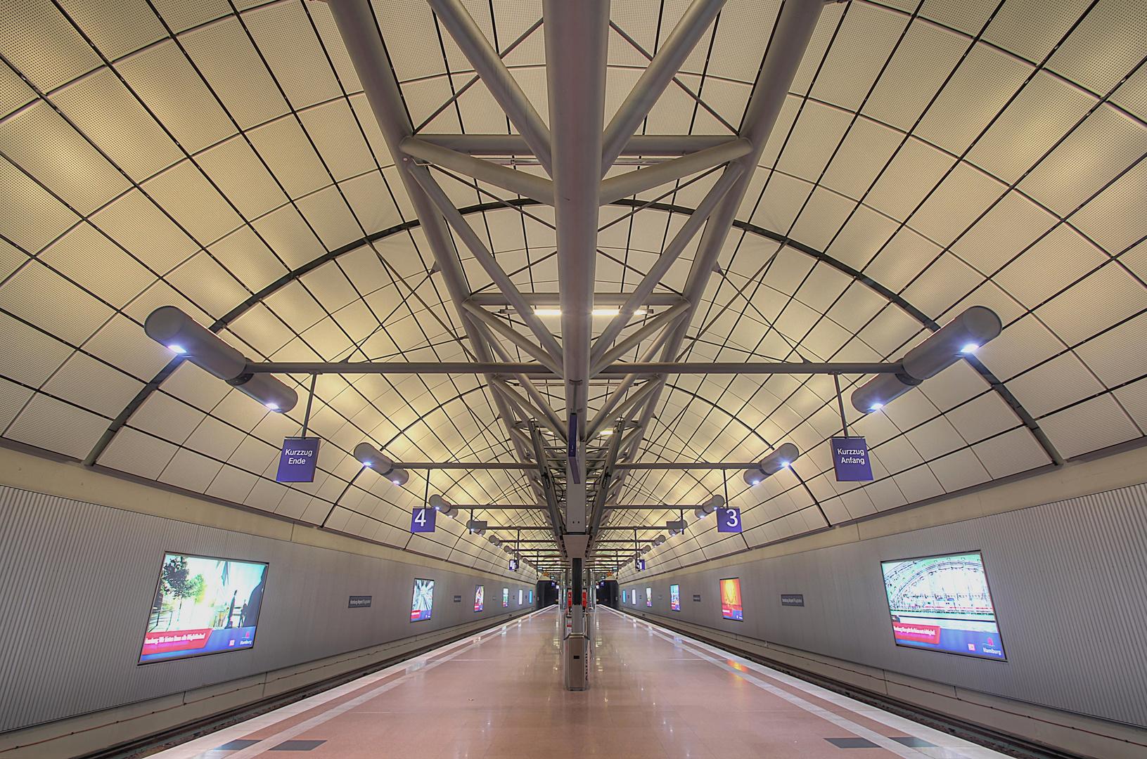 S-Bahnhof Airport #3
