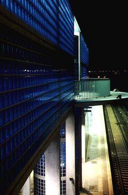 S-Bahnhof, andere Perspektive