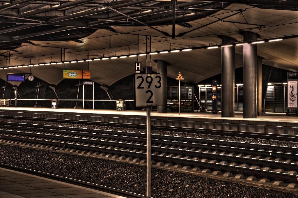 S-Bahnhof Flughafen Leipzig
