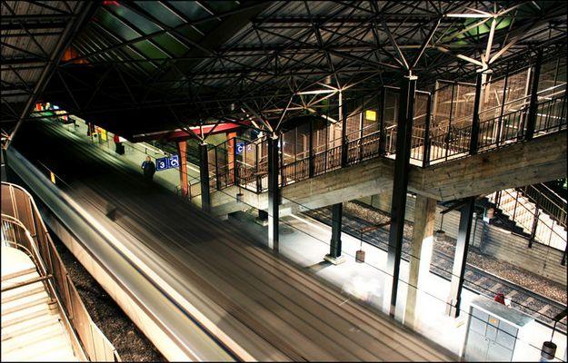 S-Bahnhof Hardbrücke