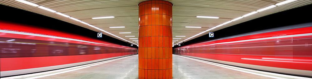 S-Bahnhof Hbf (tief)